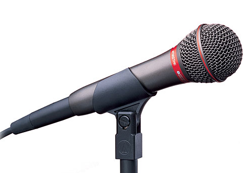 Microphone-audio-technica