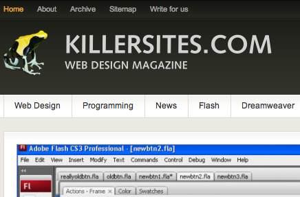 killersites magazine